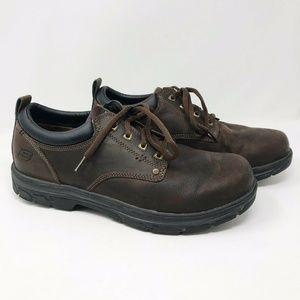 Skechers Relaxed Fit Segment Rilar Oxford Shoes